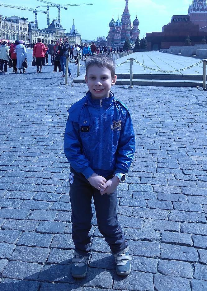 Крылов Денис 9 лет, город Шатура