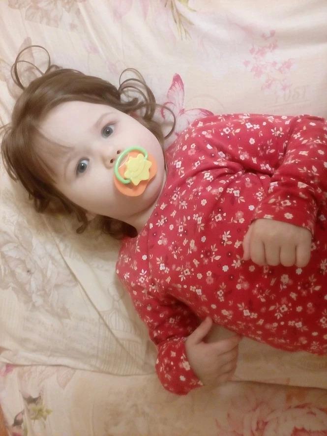 Илясова Даша, диагноз — синдром Ретта