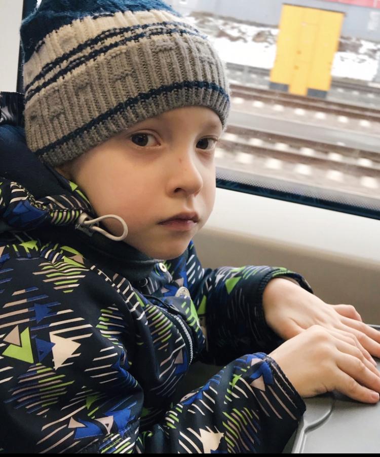 Вишневецкий Семён, 6,5 лет. (26.05.2014 г.р.), г.Балашиха